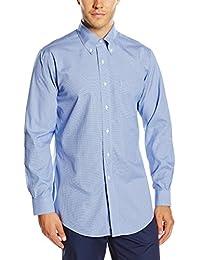 Brooks Brothers Men Dress Non-Iron Botton Down Regent Shirt