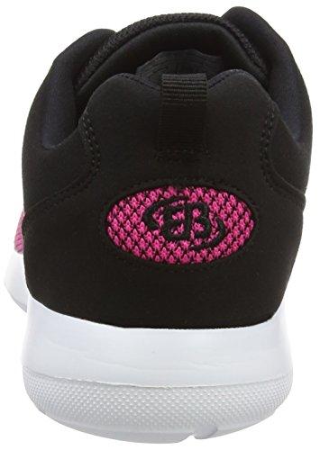 Bruetting Delta Damen Laufschuhe Pink (pink/schwarz)