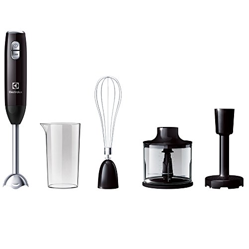 Electrolux Love Your Day Collection Batidora de brazo, 600 W, 2 Velocidades, Negro