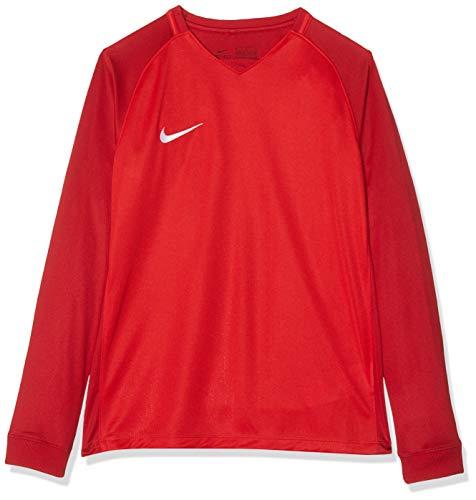Nike Kinder Trophy III Jersey Youth Longsleeve Long Sleeved T-shirt, Gelb (739), Gr. XS -