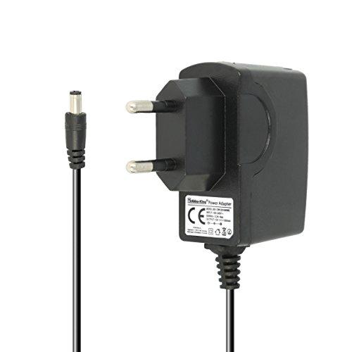 Netzteil - 12V 1,0A Stecker 5,5 x 2,5mm - für Netgear ProSafe FVS318, GS105, GS116, GS605, GS608, Printserver PS110, TP-Link TL-WA830RE, TL-WA801ND V5.0, TL-WA901ND