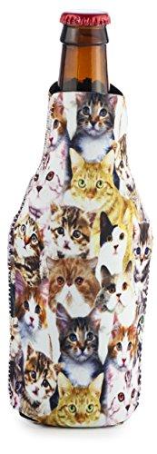 Funny Guy Tassen, Kätzchen Neopren Coolies Einheitsgröße Kittens Bottle