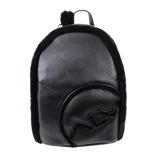ALV Zaino-backpack lapponia by Alviero Martini donna Nero- 26X34X14