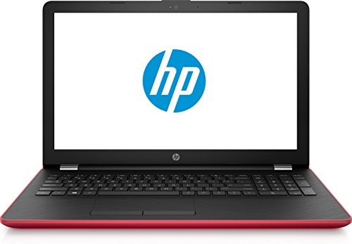 HP 15-bw067ns - Ordenador portátil de 15.6' (AMD Dual-Core A9-9420, 1 TB de Disco Duro, 8 GB de RAM, Windows 10) Rojo
