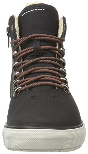 Esprit Damen Mika Bootie High-top Schwarz (001 Nero)