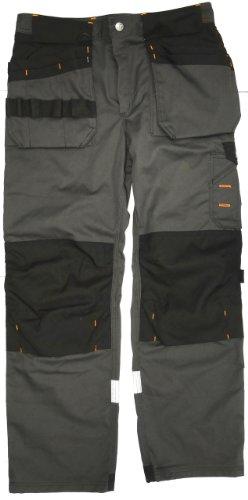 Scruffs Trade Trouser with 32-inch Waist/ 31-inch Leg - Graphite