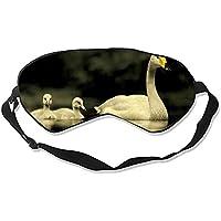 Schlafmaske mit Enten-Vögeln, zum Schlafen und Schlafen preisvergleich bei billige-tabletten.eu