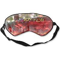 Holiday Holi Augenmaske zum Schlafen, konturierte Augenmaske, Seide, beste Nacht, für Männer und Frauen preisvergleich bei billige-tabletten.eu