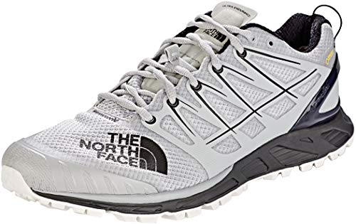 THE NORTH FACE Ultra Endurance II GTX Shoes Herren high Rise Grey/Ebony Grey Schuhgröße US 9 | EU 42 2019 Laufsport Schuhe -