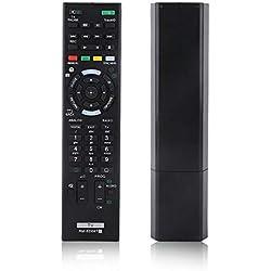 Nuevo Control Remoto de reemplazo de TV RM-ED047 para Sony Bravia Control Remoto Adecuado para Sony Smart TV LCD/LED