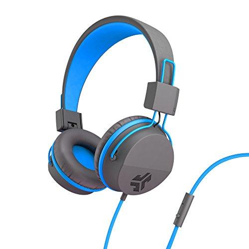JLab Audio JBuddies Studio Bluetooth kabelloser faltbar Kopfhörer–Kid Friendly 13Stunde Akku Life Bluetooth 4.16–16 (Jlabs Bluetooth)