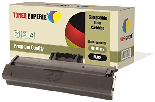 TONER EXPERTE MLT-D101S Toner compatibile per Samsung ML-2160 ML-2165W ML-2168 ML-2168W SCX-3400 SCX-3400FW SCX-3400F SCX-3405 SCX-3405FW SCX-3405W SCX-3405F SF-760P ML-2161 ML-2162 ML-2164W ML-2165