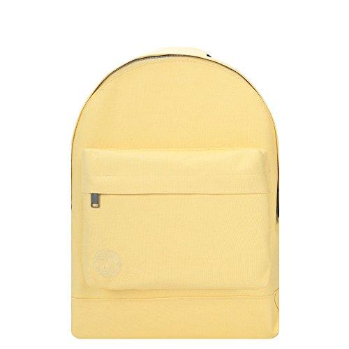 Mi-Pac Mi-Pac Backpack Canvas Mochila Tipo Casual, 41 cm, Amarillo (Pastel Lemon)