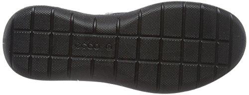 ECCO Soft 5, Stivali Chelsea Donna Nero (Black/black)