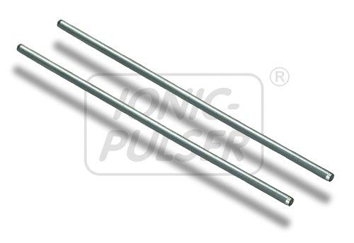 Alneo Medionic Zink-Elektroden für Ionic-Pulser, 1 Paar, 3 x 87 mm