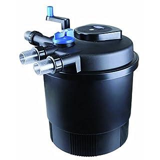 Druckfilter AUGA Variopress Pro 24.000 Liter inkl. 36 Watt UV-C