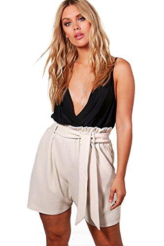 Stein Damen Plus Kelly Elegant Geschnittene Shorts Mit Geraffter Taille - 16 (Cropped Jeans Kelly)