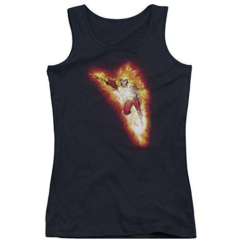 Débardeur Blaze Firestorm de jeunes femmes - Justice League Black