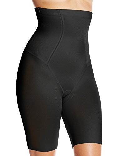 maidenform-damen-miederhose-power-slimmers-hi-waist-thigh-slimmer-firm-control-light-weight-einfarbi