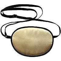 Preisvergleich für TININNA Erwachsene Piraten-Augenklappe,Seide Augen-Flecken behandeln Lazy Eye / Amblyopie / Strabismus EIN PATCH...
