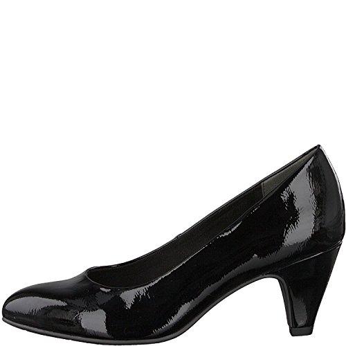 Tamaris 1-22416-21 Schuhe Damen Pumps, Schuhgröße:39, Farbe:Schwarz