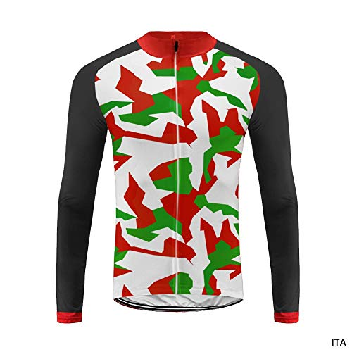 Uglyfrog 2018-2019 Lange Ärmel Trikots & Shirts Herren Radsport Bekleidung Frühling Cycling Team Bekleidung Jersey Shirts Sportbekleidung