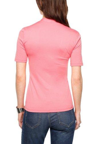 SIR Oliver - T-Shirt Femme - T-Shirt Kurzarm Rose (purple/pink)