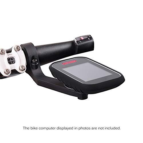 Gps Haut (Universal Fahrradzubehör Für 31,8mm oder 25,4mm Lenker Fahrrad Rennrad Radfahren MTB Computer GPS Schützen Fall Schützende Silikonhülle Haut Fahrrad Computer Halterung Set für GPS Polar V650 für Reite)