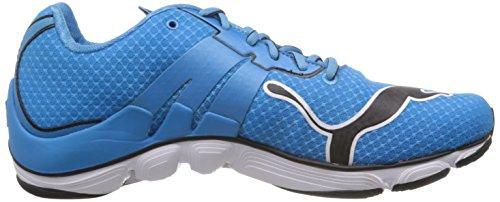 Puma, Scarpe da corsa uomo Malibu Blue / Black / White Blu (blu)