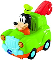 Vtech Toot-Toot Drivers Goofy Tow Truck, Multi-Colour, Vt80-511303