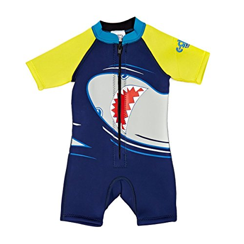 C-Skins Wetsuits - C-Skins Baby Graphic 2mm Fro...