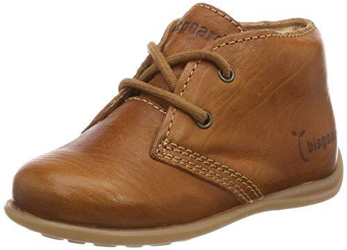 Bisgaard Unisex Baby 21219.119 Sneaker, Braun (Cognac 505), 21 EU