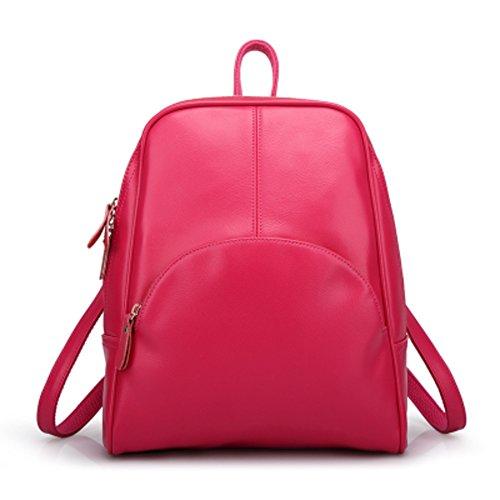 Sac à bandoulière coréen/PU sac/Portable diagonale femmes sac/Sac à vent Retro Collège-C C