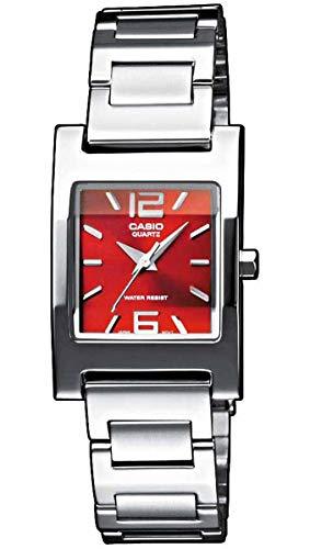 Casio Collection Damen Armbanduhr LTP-1283PD-4A2EF