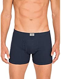Jockey Men's Cotton Boxer Brief (Pack of 2) (8901326132098_8008_X-Large_Navy)(color may vary)