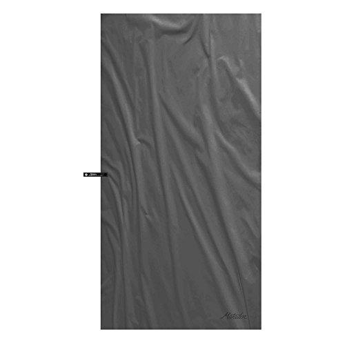 MATADOR Towel Nanodry L Handtuch, Grey/Black, NA