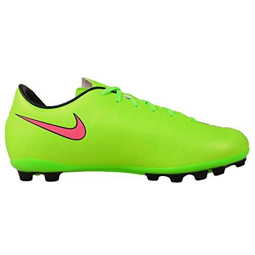 Nike Jr. Mercurial Victory V AG, Chaussures de football pour compétition mixte enfant Verde