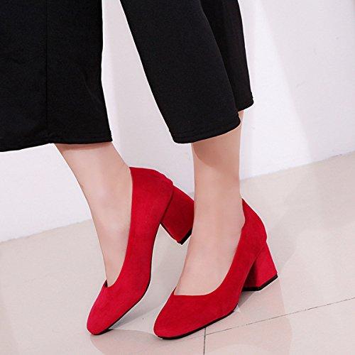 XTIAN - Scarpe con Tacco Donna Rot