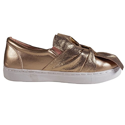 Schuhtraum Low-Top Donna Champagne