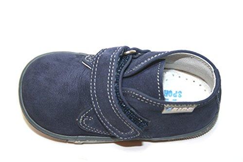 Schuhe Kids Blau Jungen Mädchen Cherie Sport Baby Kinder 0386 Stiefeletten 4 Karton ohne XqfZRR