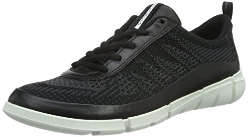 ECCO Intrinsic 1 Men's Scarpe Sportive Outdoor, Uomo, Nero(Black/Moonless 55869), 42 EU