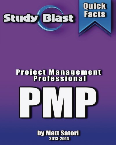 Study Blast PMP Project Management Professional: PMI's Project Management Professional (PMP)® por Matt Satori
