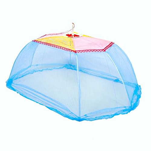 NEW BRON BABY FOLDING MULTICOLOR MOSQUITO NET