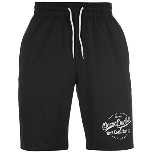 ocean-pacific-herren-shorts-freizeit-kurze-jogginghose-hose-trainingsshorts-schwarz-large
