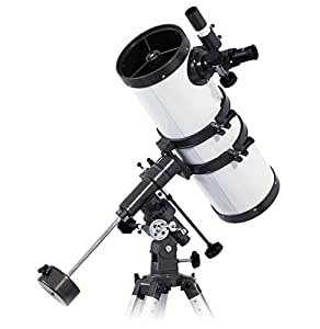 TS Optics Teleskop TS N 150/1400 Megastar EQ-3