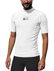 iQ-Company IQ 300 T-shirt anti-UV indice 300 pour sports aquatiques pour homme