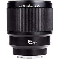Viltrox 85 mm F1.8 STM Auto-Fokus große Blende, Porträt-objektiv vollformat Standard Prime Objektiv für Sony E-Mount Kamera A7III A7RIII A7SII A7II A9 A7 A6500 A6400 A6300