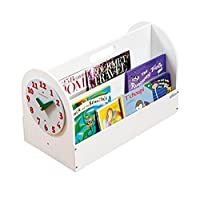 Tidy Books® - Childrens Bookcase | Small Book Storage for Kids | Wood - 35 x 55 x 31 cm | ECO Friendly | Handmade - The Original Tidy Books Box