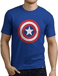 Marvel Spidey Two Tone, Camiseta para Hombre