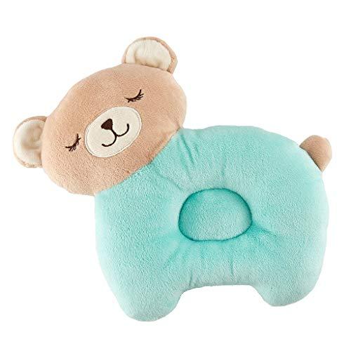 Mitlfuny Auto-Modell Plüsch Bildung Squishy Spielzeug aufblasbares Spielzeug im Freien Spielzeug,Neugeborenes Karikatur-Breathable Baby-Anti-Kopfform-Kissen 0-3 Jahre alte Baby